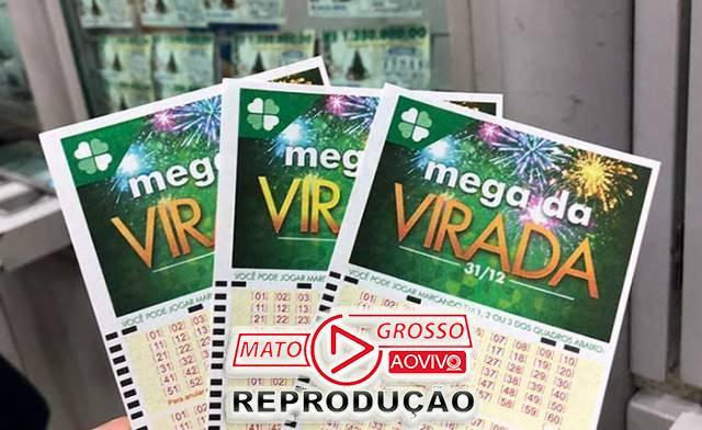 52 ganhadores em todo Brasil vão dividir a Mega da Virada, nenhum deles é de Mato Grosso 65