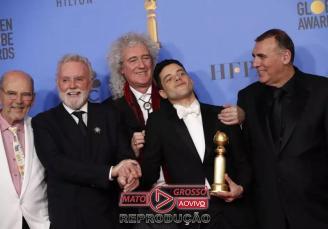 Globo de Ouro: Bohemian Rhapsody, melhor filme e melhor ator-media-1
