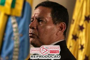 Mourão diz que Brasil manterá posição de 'não intervenção' na Venezuela 74