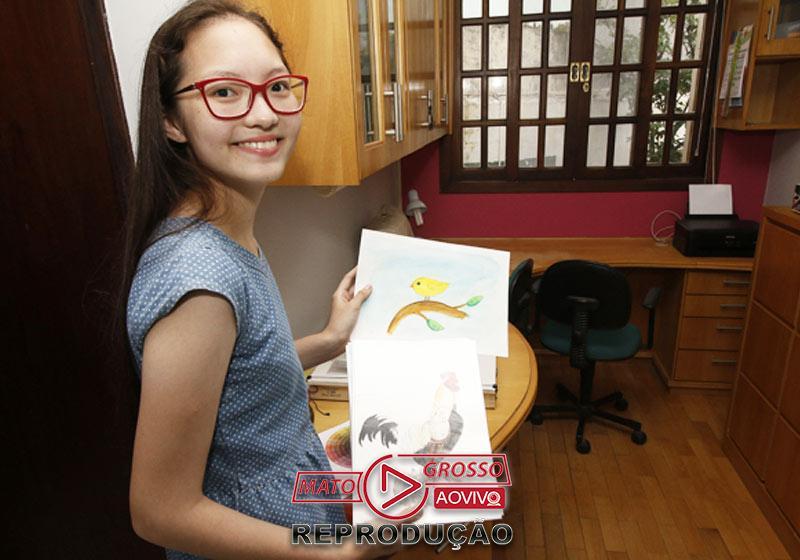Garota de 15 anos com Asperger é aprovada em Medicina na UFPR-media-1