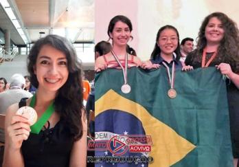 Brasileira de 17 anos tem 28 medalhas de matemática e um sonho-media-1