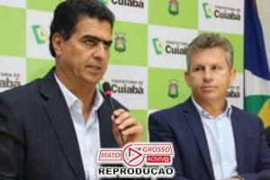 VÍDEO | Prefeito de Cuiabá cancela aniversário de 300 anos e acusa setores do governo Mendes por individualismo 70
