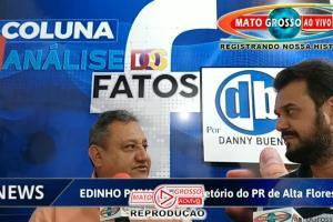 ENTREVISTA | Edinho Paiva fala sobre novo diretório do PR em AF, política atual e previsões para 2020 85