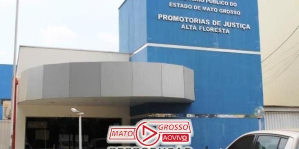"""Ministério Público de Alta Floresta abre investigação sobre """"empresa de gaveta"""" e solicita cópias de áudios e vídeos a jornalista 42"""