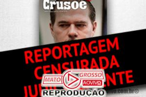 VIVA A DEMOCRACIA | STF acaba de suspender censura sobre matéria da Revista Crusoé 65