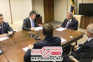 União desconsidera calamidade financeira imposta por Mendes e não fará liberação de recursos para Mato Grosso 69