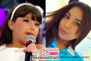 SUICÍDIO | Ex-cantora mirim do programa Raul Gil, Yasmin Gabrielle morre aos 17 anos 63
