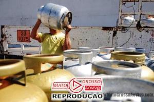 Gás de cozinha ficará 3,4% mais caro nas distribuidoras a partir de Domingo, em todo Brasil 76