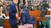 Vereadores de Cuiabá trocam tapas e acusações após discussão que envolve secretários da prefeitura municipal 181