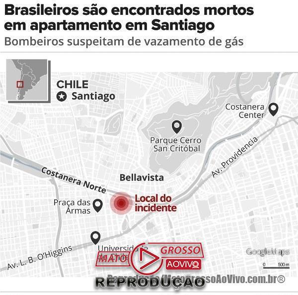 Jovem de Alta Floresta está entre as 6 vítimas da família que morreu tragicamente no Chile 67