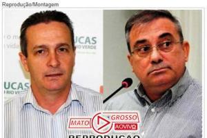 """Vereador chama colega parlamentar para """"sair no tapa"""" no meio da sessão na Câmara Municipal de Lucas do Rio Verde 85"""