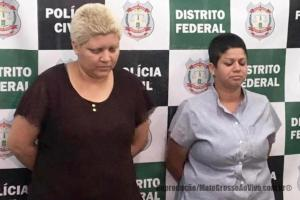 BARBÁRIE | Mãe mata e esquarteja o próprio filho com ajuda da companheira por que ele atrapalhava o relacionamento 72
