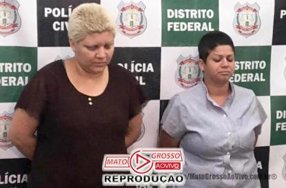 Após cometerem o crime cruel, as duas depuseram a polícia que a criança atrapalhava o relacionamento do casal
