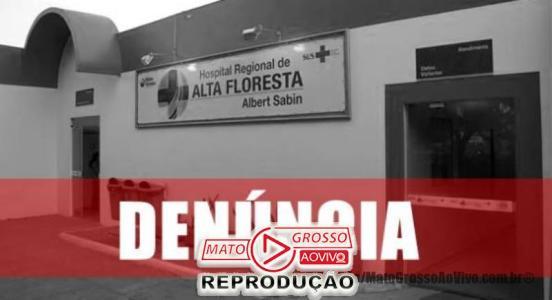 RETALIAÇÃO | Nova marca registrada do Governo Mauro Mendes, 25 funcionários do Hospital Regional demitidos por entrarem na justiça