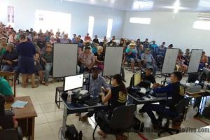 Justiça Eleitoral dá início a revisão de eleitorado que ainda não fez cadastro biométrico em Paranaíta 71
