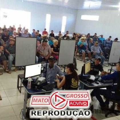 Justiça Eleitoral dá início a revisão de eleitorado que ainda não fez cadastro biométrico em Paranaíta 103