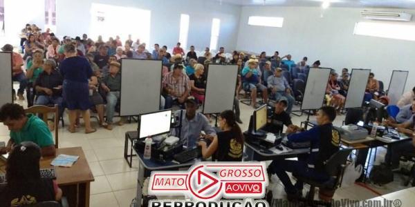 Justiça Eleitoral dá início a revisão de eleitorado que ainda não fez cadastro biométrico em Paranaíta 25