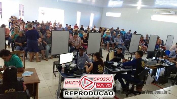 O município de Paranaíta possui 8,4 mil eleitores organizados em cinco locais de votação e 29 seções eleitorais.