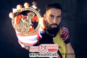 Campeão Mundial de Alta Floresta, Zé Eskiva faz luta histórica em Orlando na Disney pelo US OPEN GLORY67 60