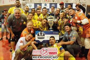 Prefeitura e Câmara de Alta Floresta homenageiam atletas do município campeões da Copa Centro América 55