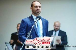 """STF nega pedido do """"Cidadania"""" para barrar nomeação de Eduardo Bolsonaro a embaixada dos Estados Unidos 82"""