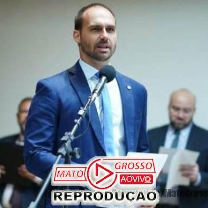 """STF nega pedido do """"Cidadania"""" para barrar nomeação de Eduardo Bolsonaro a embaixada dos Estados Unidos 102"""