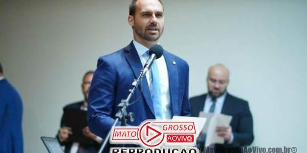 """STF nega pedido do """"Cidadania"""" para barrar nomeação de Eduardo Bolsonaro a embaixada dos Estados Unidos 34"""