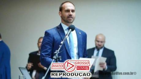 O partido tentou desqualificar o deputado pelo simples fato de ser filho do presidente Bolsonaro