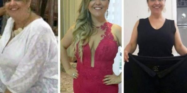 Método de emagrecimento pessoal tira 24 Kg em 3 meses e afasta fisioterapeuta da obesidade mórbida 24