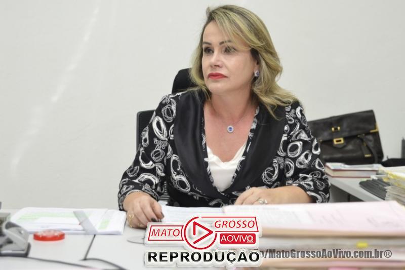 Em fevereiro, a Juíza Célia Regina Vidotti também anulou a aposentadoria da irmão do senador Jaime Campos.