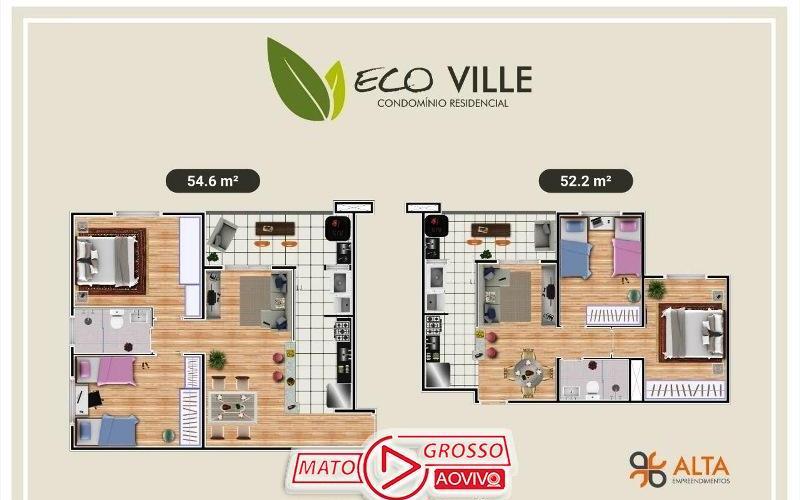 Alta Floresta vive explosão do mercado imobiliário por iniciativa do Grupo Alta Empreendimentos 130