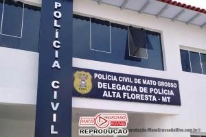 Nova sede da Delegacia da Polícia Civil de Alta Floresta será entregue nesta quinta (26/09) 93