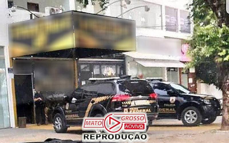 Operação Trypes | PF cumpre mandatos de prisão por comércio ilegal de ouro em Alta Floresta e mais três cidades 56
