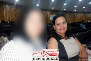 Secretaria de Ação Social e primeira dama de Alta Floresta recebe sem trabalhar e fica em Cuiabá para cuidar da mãe 74