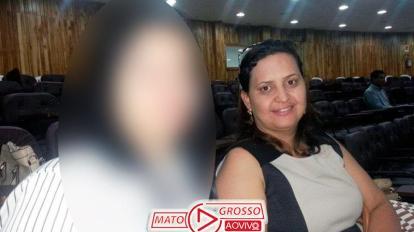 Secretaria de Ação Social e primeira dama de Alta Floresta recebe sem trabalhar e fica em Cuiabá para cuidar da mãe 2