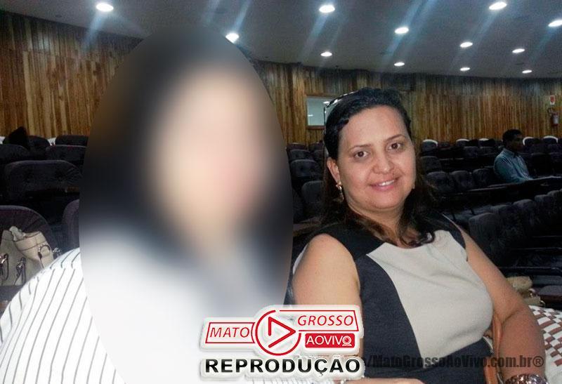 O salário da secretária Luzmaia Quixabeira de Araújo ultrapassa os 6.500 reais