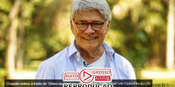 Sérgio Chapelin deixa o Globo Repórter e entra para história do jornalismo após 46 anos de profissão 40