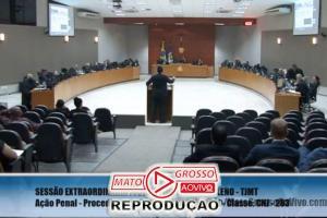 VÍDEO | Julgamento de Romoaldo Junior que estava previsto para hoje será no próximo dia 03/10 66