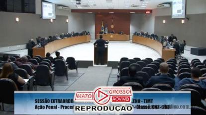 VÍDEO | Julgamento de Romoaldo Junior que estava previsto para hoje será no próximo dia 03/10 6