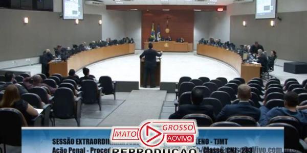 VÍDEO | Julgamento de Romoaldo Junior que estava previsto para hoje será no próximo dia 03/10 43