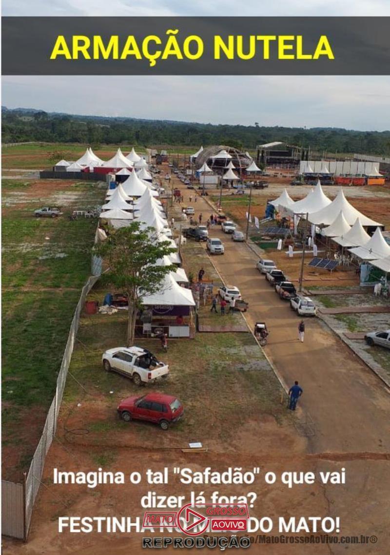 EXPO ALTA FLORESTA | Atrasos, filas gigantes e risco de acidentes são algumas da reclamações no primeiro dia do evento 63