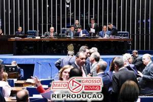 Texto base da Reforma da Previdência é aprovado em, votação final do Senado Federal 55