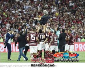 Flamengo final do campeonato brasileiro2