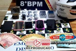 Só da´ X-9 | Sete são presos pela PM de Alta Floresta por tráfico de drogas após dedurarem os seus fornecedores 76