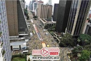 """Manifestações por todo país pedem a """"cabeça"""" de Gilmar Mendes, ministro do STF, grandes mídias silenciam 67"""