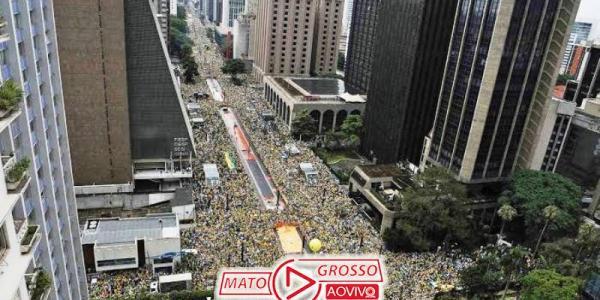 """Manifestações por todo país pedem a """"cabeça"""" de Gilmar Mendes, ministro do STF, grandes mídias silenciam 26"""