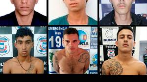 Detentos que escaparam do Presidio Municipal de Alta Floresta aproveitaram horário de almoço dos agentes 134