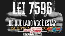 Secretário de Segurança de Mato Grosso afirma que Lei de Abuso de Autoridade prejudicará investigações policiais 129