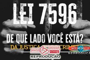 Secretário de Segurança de Mato Grosso afirma que Lei de Abuso de Autoridade prejudicará investigações policiais 71