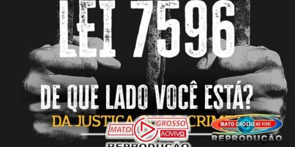 Secretário de Segurança de Mato Grosso afirma que Lei de Abuso de Autoridade prejudicará investigações policiais 38